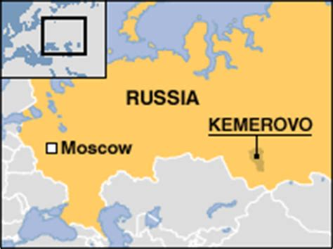 russia kemerovo map news europe siberia mine blast deaths hit 78