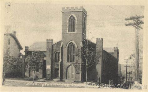 washington irving church tarrytown ny