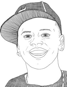 Chris Brown Coloring Pages chris brown do one thing