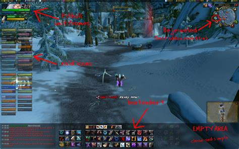 best world of warcraft ui this is the user interface i created for world of warcraft