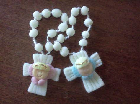 como hacer denarios en porcelana fra rosarios de porcelana fria imagui