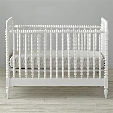 Lind Crib White by White Lind Crib The Land Of Nod