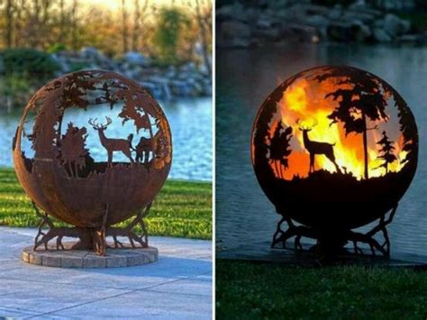 this ring globe outdoor living gardening