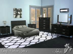 White Bedroom Furniture Sets For Adults lulu265 s ebony bedroom sims 4 sims 4 updates sims 4