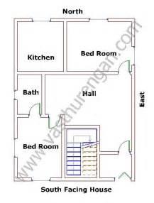 Vastu Floor Plans South Facing South House Vastu Plan 7 Vasthurengan Com