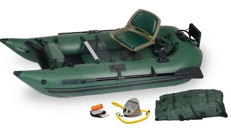 sea eagle inflatable fishing boats sea eagle 285fpb pro frameless pontoon boats