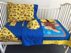 curious george fabric boutique crib nursery by