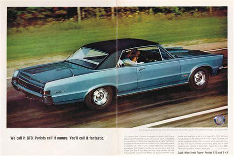 pontiac magazine pontiac magazine ads 1960 1965