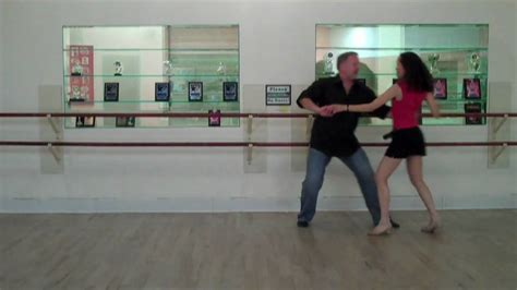 palm springs west coast swing west coast swing fun move with two endings youtube