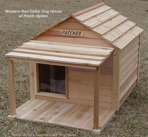 home built dog houses dog house features and benefits