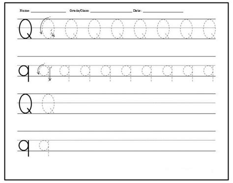 printable worksheets letter q free printable letter q worksheets for kindergarten