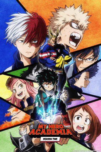 my hero academia 2 841669351x my hero academia 2 anime recommendations anime planet