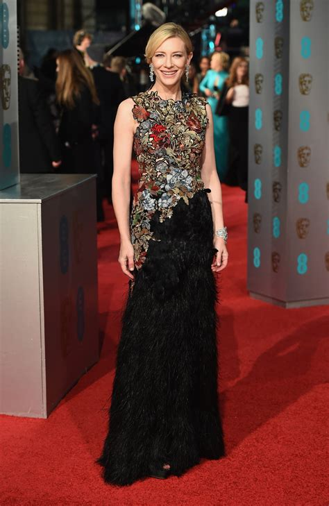 baftas 2016 the best of baftas 2016 best dressed red carpet stars from cate