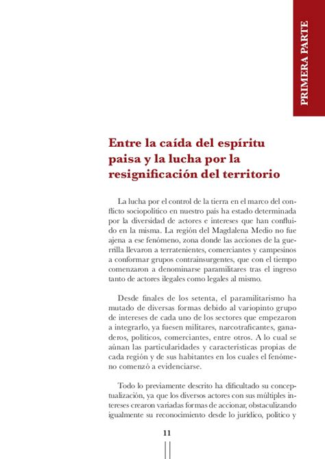 la genealoga de la 1490511067 investigaci 243 n quot elementos para una genealog 237 a del paramilitarismo en c