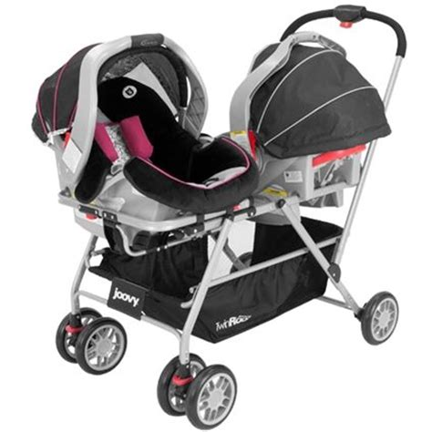 convertible car seat stroller frame joovy s twinroo infant stroller frame awesome this is