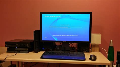 Monitor Ps4 you hooked your console up to a computer monitor gamers hangout neowin forums