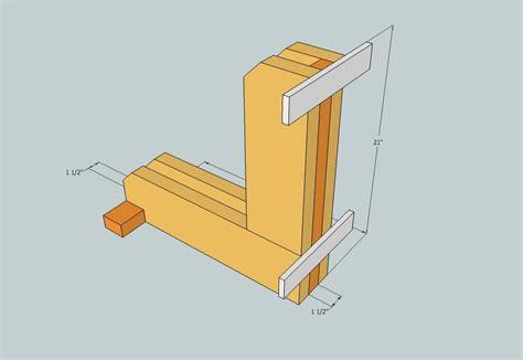 Rack Plan by Bike Rack Wood Plans 187 Woodworktips