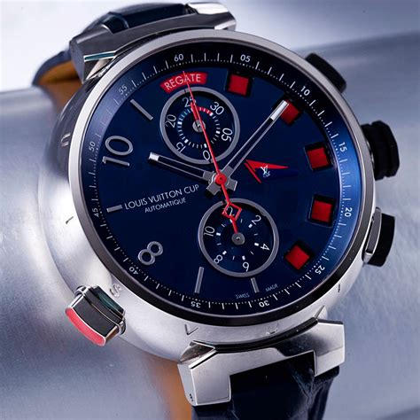 louis vuitton tambour spin time regatta mikeshouts