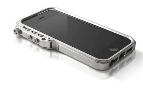 Bumper Ribbon Iphone 5 trigger titanium iphone 5 bumper by 4th design