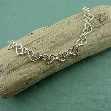 Handmade Silver Chains - bracelet sterling silver handmade chain