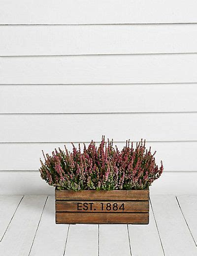 heather wooden planter ms wooden planters planters