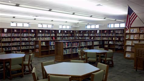 southwest schools high school library