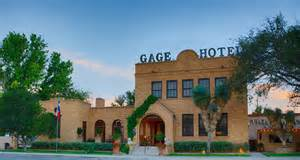 Hotels In Tx Gage Hotel