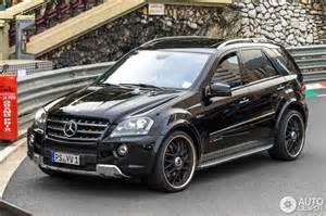 Mercedes Ml Mercedes Ml 63 Amg W164 2009 4 May 2016 Autogespot