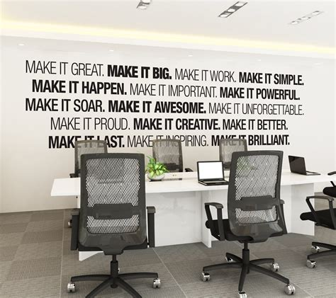 office wall ideas office wall art moonwallstickers com