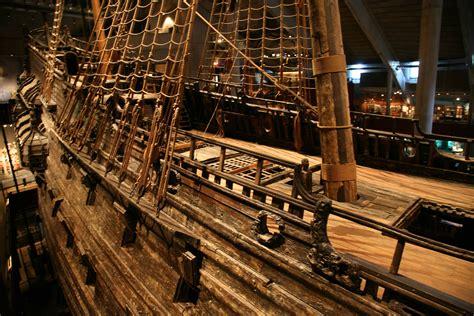 gustav vasa ship bilder der wasa im wasa museum stockholm