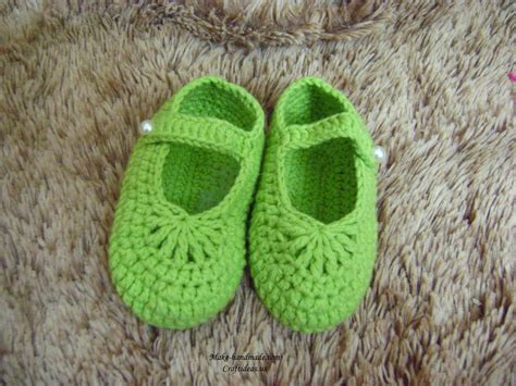 Crochet Handmade - crochet baby booties more ideas make handmade crochet