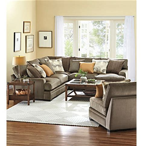 Hm Richards by Hm Richards Zibo Microfiber Muilti Sectional With