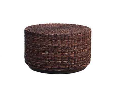 runde wicker ottoman coffee table best wicker coffee table ottoman rattan