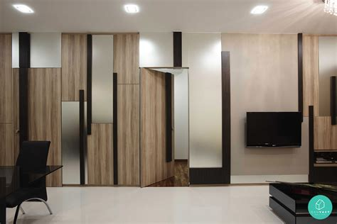 Living Room Sliding Doors Singapore Smart Designs For Small Spaces In Singapore Homes Design
