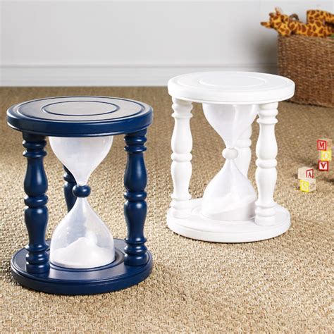 Diy Time Out Stool by Timeout Stool Inspired By Sand Clock Desired Home
