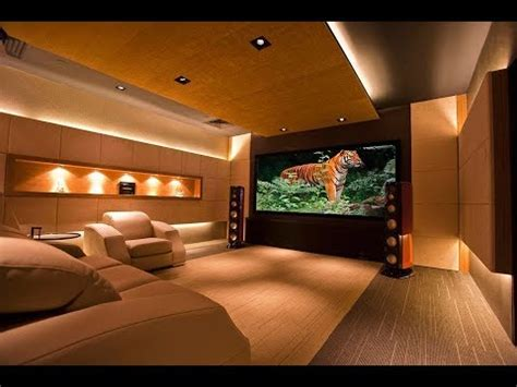 home theater setup ideas  home cinema room youtube