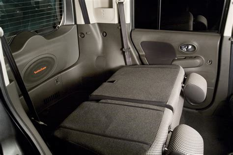 nissan cube interior backseat nissan cube krom interior img 11 it s your auto