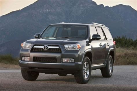 Toyota 4runner 2010 Price 2011 Toyota 4runner Specifications Pictures Price