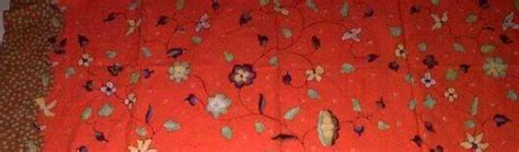 Kain Wolfis Woolpeach Embos Emboss Motif New bahan batik emboss batik koleksiku