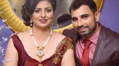 mohammad sami biography mohammed shami with beautiful wife hasin jahan youtube