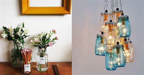 Ways To Decorate Jars by Creative Ways To Decorate With Jars Popsugar Home