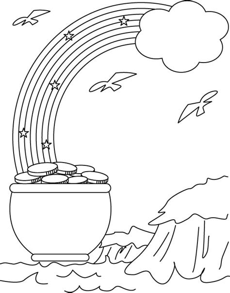 Best Of Luck Coloring Pages Luck Coloring Pages