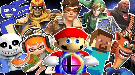 Smash Bros the ultimate smash bros