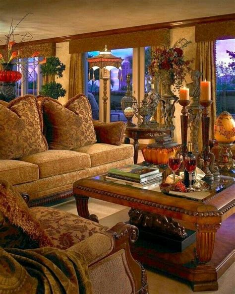 Tuscan Style Home Decor by 50 Luxury Living Room Ideas Home Decor