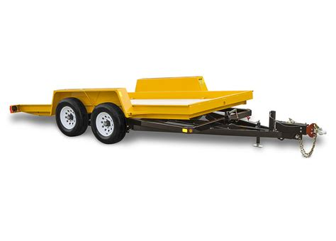 trailer bed gallery best trailer inc