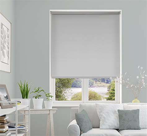 the light that blinds cheapest blinds uk light dove grey blackout roller blind