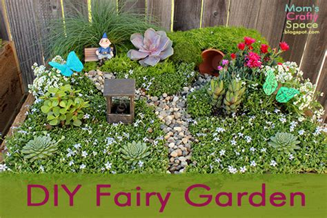Make Your Own Home Decor make your own fairy garden happiness is homemade