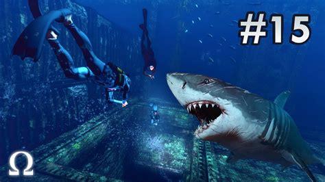 mako vs sea hunt boats depth divers vs sharks 15 shark hugs are the best
