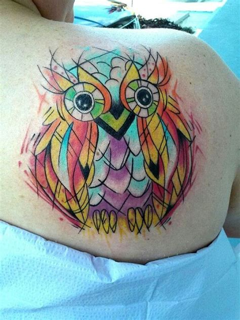 130 brilliant owl tattoos and meanings april 2018
