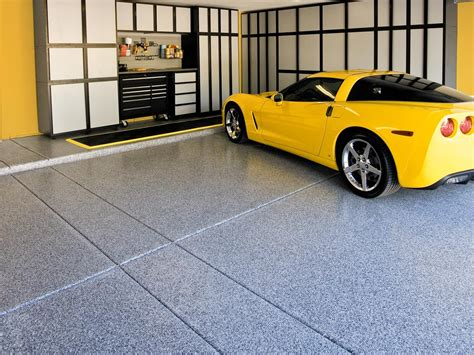 Garage Floor Paint Montreal Epoxy Garage Floors Acrylique Montreal Revetement Et